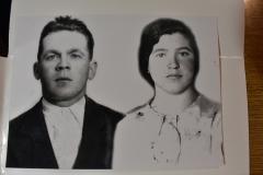 Otac i majka mate i Katarina Matošić