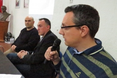 Igor Šaponja, Igor Jovanović i Milan Radošević