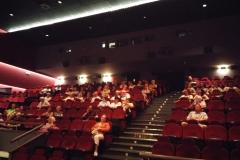 Prikazivanje filma u kinu Valli u Puli